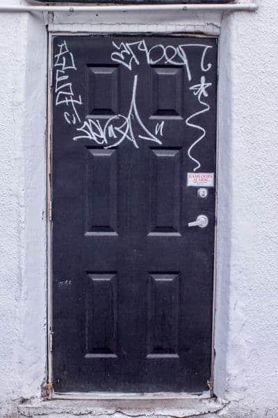 Val Rampone - Eiffel Door