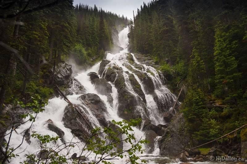 Harvey Dalley_1 Silvertip Falls