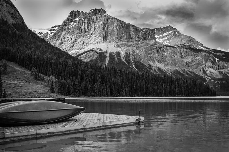 Terry Conroy - Emerald Lake