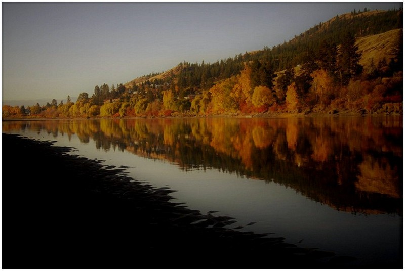 Christine-Overland-Kamloops-Fall-Reflection