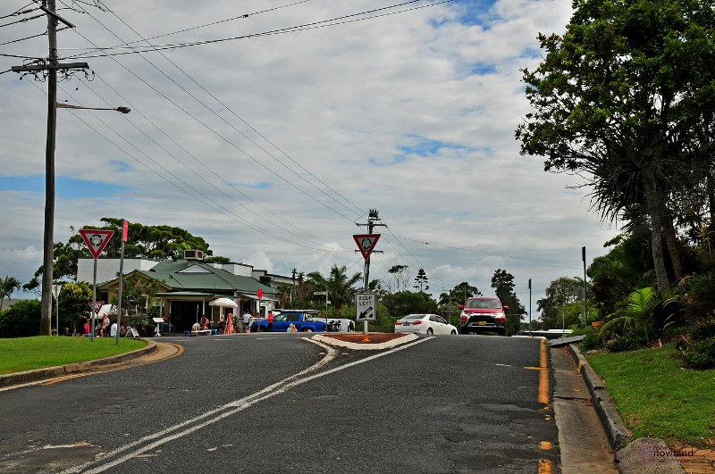 Robert-Nowland-Roundabout