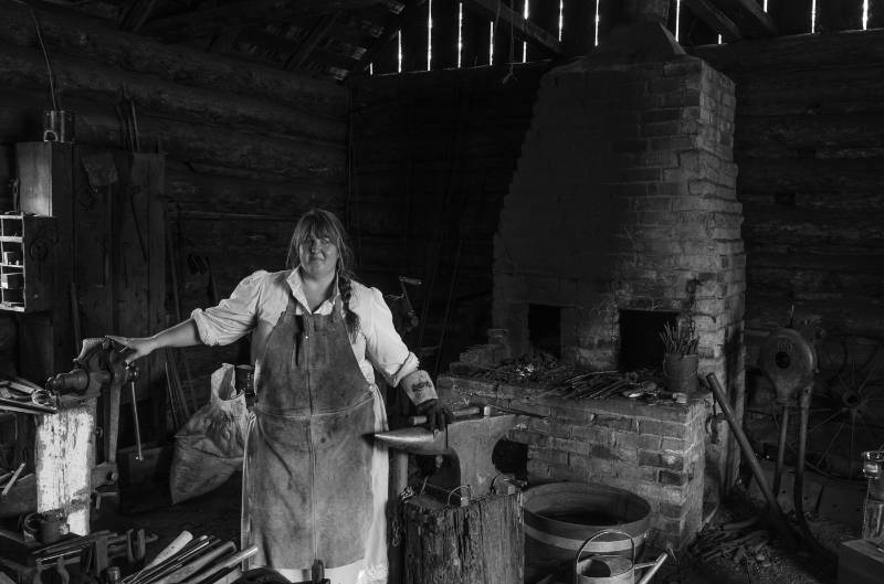 Blacksmith_Steeves Chris