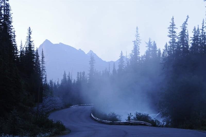 Barb Klie - 2 Misty Maligne Lake Road