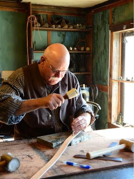 Henry Schnell - 2 Leatherwork