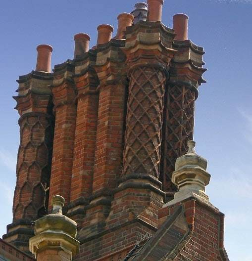 15. Chimneys - London