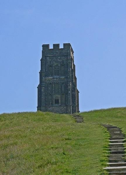6. Glastonbury Tor