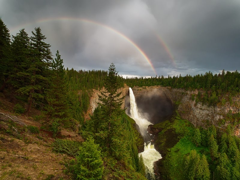 Rick-McCutcheon-2-Helmnken-Fall-Double-Rainbow