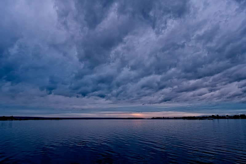 Rick-McCutcheon-8-Saint-Marys-River-Evening