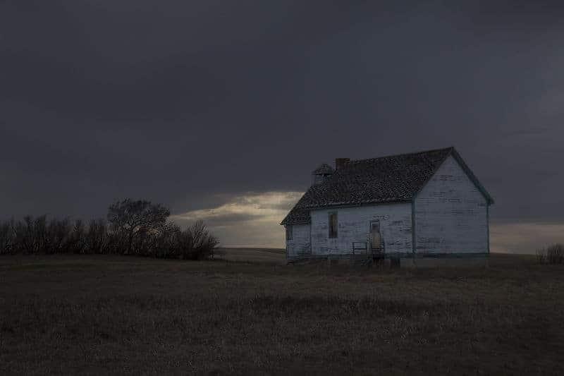 Bob Lewis - Prairie Schoolhouse