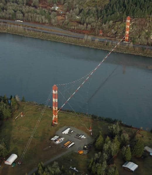 Allan Fedorak - Aerial Nat. Gas Bridge