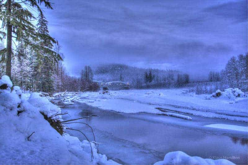 Klaus Hamilton - Winter Wonderland