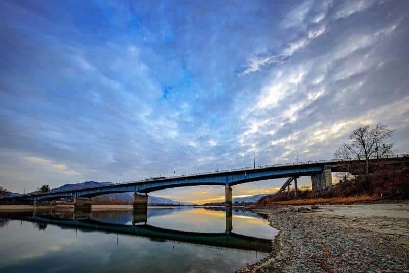 Norm Dougan - 3 Overlander Bridge