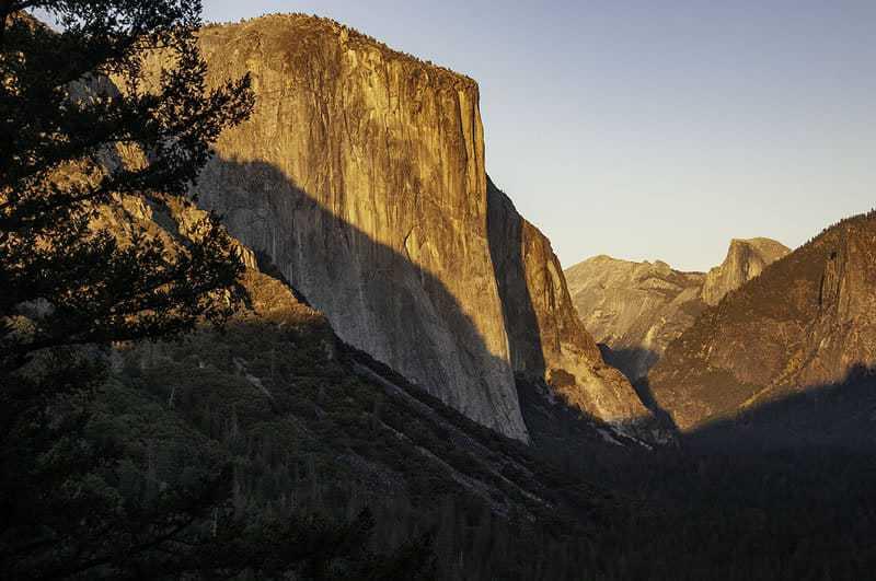 Angelina Brooymans - Yosemite