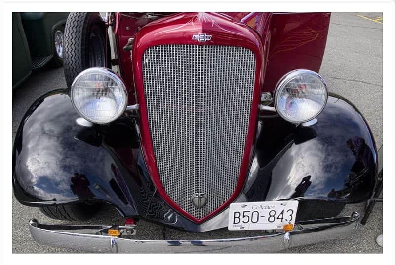 Frank Dwyer - Chevy Class
