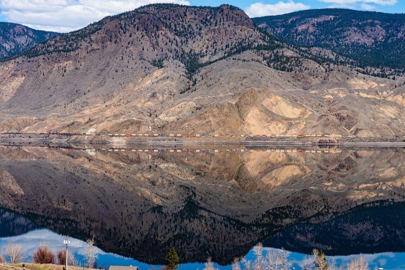 Brian-Mitchell-2-Kamloops-Lake-Reflection